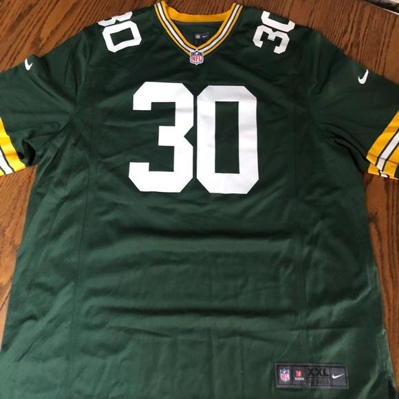 John Kuhn Green Bay Packers Jersey